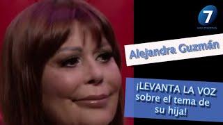 Alejandra Guzmán ¡LEVANTA LA VOZ sobre el tema de su hija! / ¡Suéltalo Aquí! Con Angélica Palacios