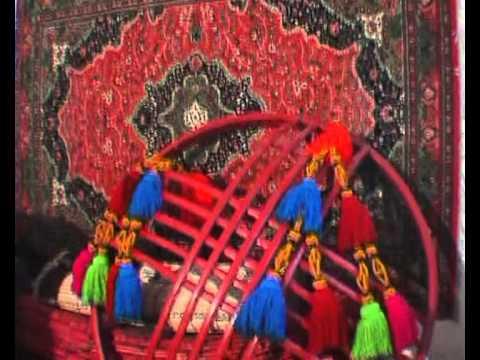 Ala-kiyiz and Shyrdak, art of Kyrgyz traditional felt carpets