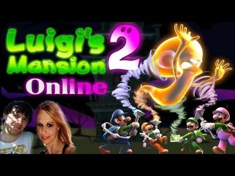 Let's Play Luigis Mansion 2 - Lokaler Multiplayer mit Juli
