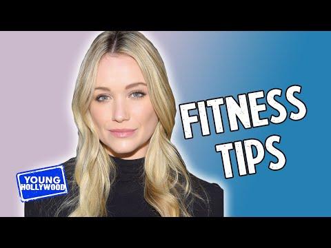 Katrina Bowden † s Top Fitness Tips