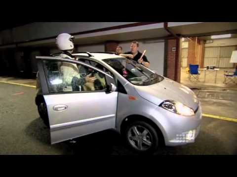 Top Gear Australia - Chery J1 (aka A1, A113, Face, Kimo etc)