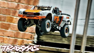 Urban R/C Assault | Traxxas Unlimited Desert Racer thumbnail