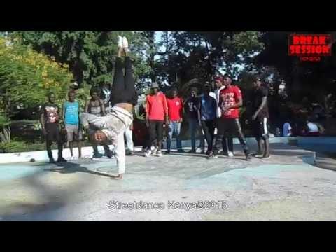 BREAK SESSION MOMBASA OFFICIAL LAUNCH VIDEO TRAILER Part 1 & 2
