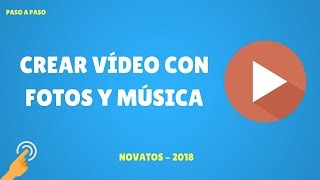 Download Video Crear Video con Fotos y Musica - Novatos MP3 3GP MP4