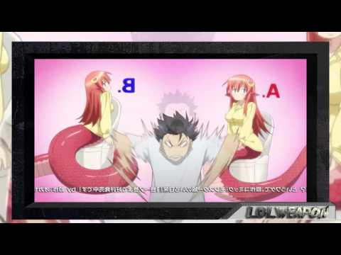 Monster Musume No Iru Nichijou  - MANGA TRAILER - Freemanga.me