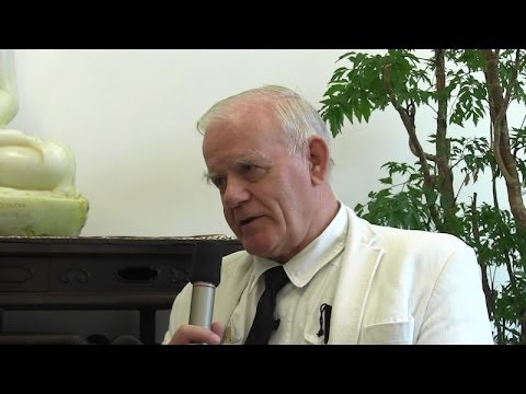 The Origins of Mahayana Buddhism - Interview with Professor Charles Willemen