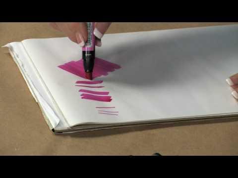 Prismacolor Art Markers Tips & Techniques