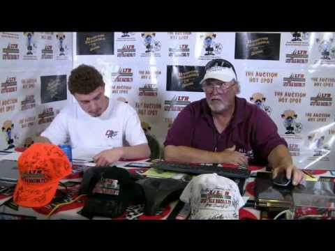 Let's Talk Racing TV Show 7-15-15 David Levine, Tina Stull, Stephen Leicht, & Grant Enfinger