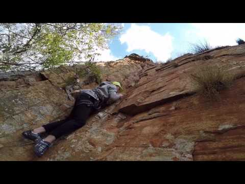 Waterval boven climbing 4 -  7 August 2017