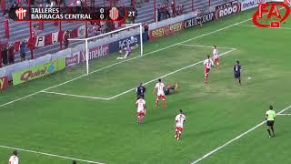 FATV 17/18 Fecha 15 - Talleres 2 - Barracas Central 0