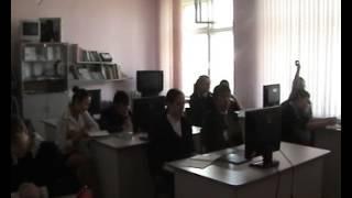 урок информатики Пошатов СГ 8 класс 2013
