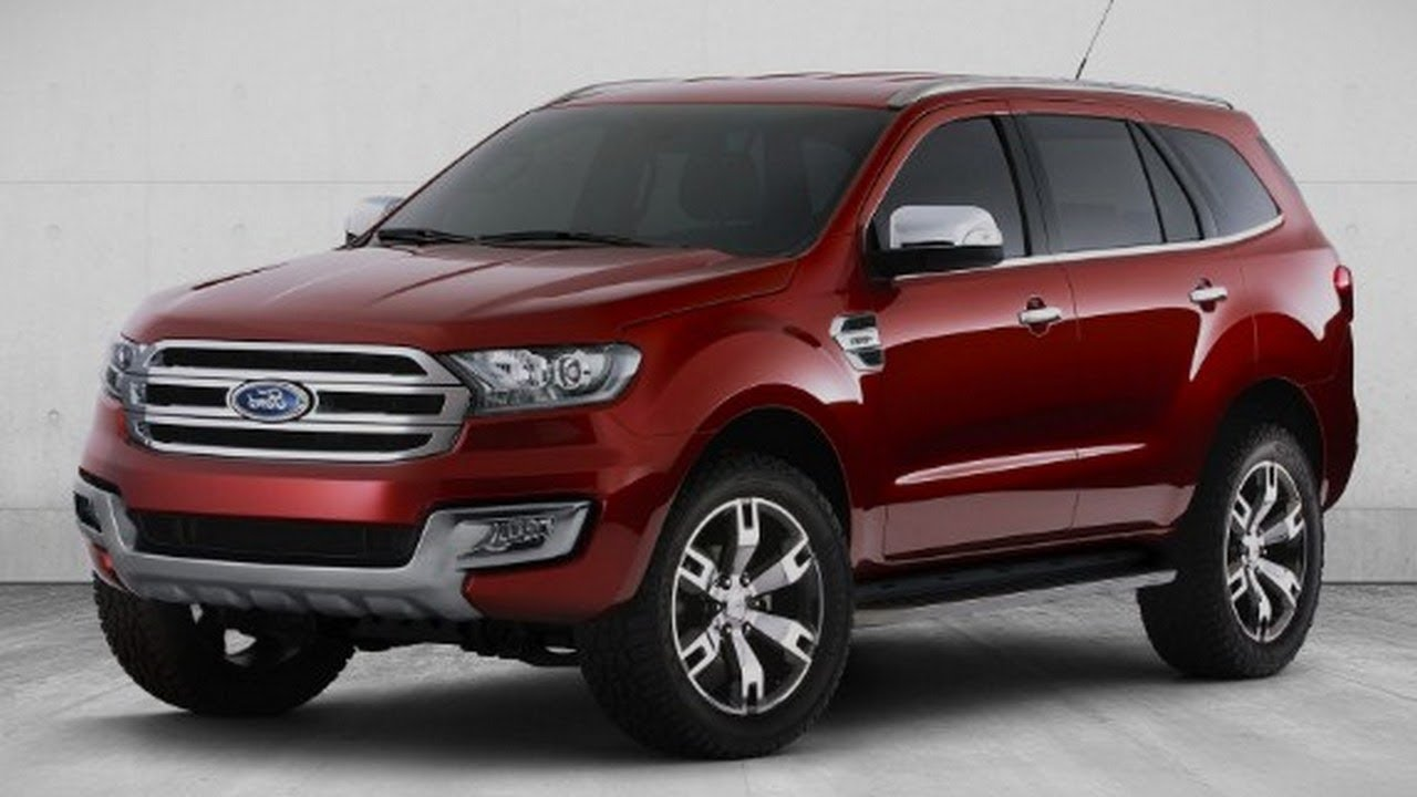 [THE GREAT ENGINE] 2019 Ford Everest ¦ 2019 Ford Everest