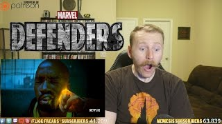 Marvel's The Defenders - Trailer #1 (Reaction & Review)