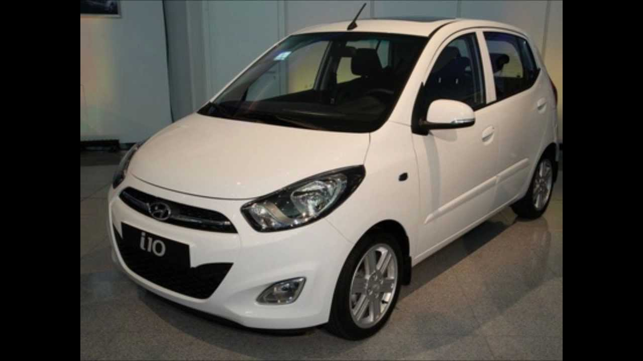 Hyundai I10 Car In India Youtube