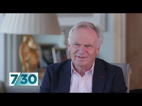 Jeffrey Archer on his books, politics and time in prison | 7.30
