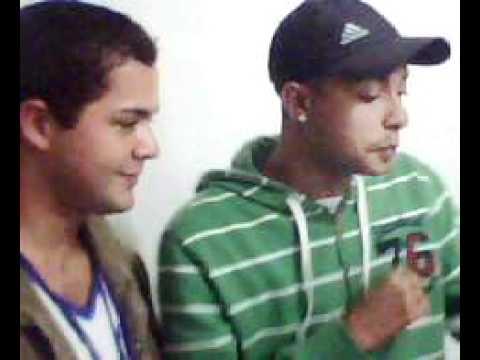 Thiago Barreto e Michael