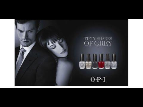 Revue vernis o p i 50 nuances de grey 50 shades of grey for Decoration 50 nuances de grey