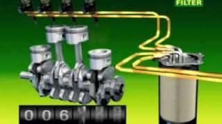 Mann Filter WK 8034 Fuel filter