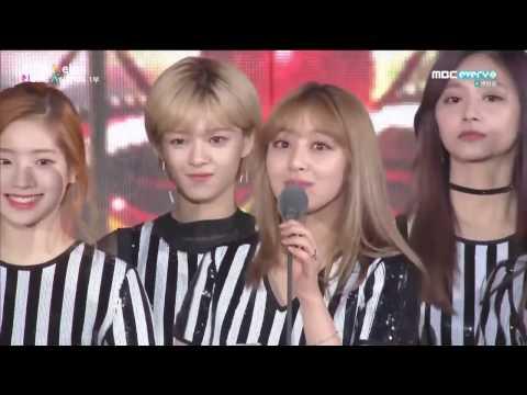 161119 TWICE(트와이스) - Top 10 Award @ Melon Music Awards 2016