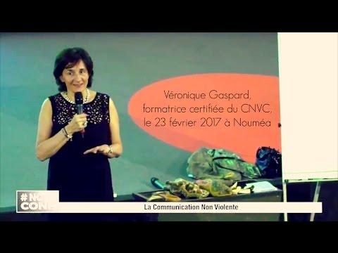 Communication NonViolente : conférence à Nouméa par Véronique Gaspard