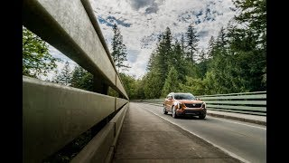 Real World Test Drive First Look 2019 Cadillac XT4