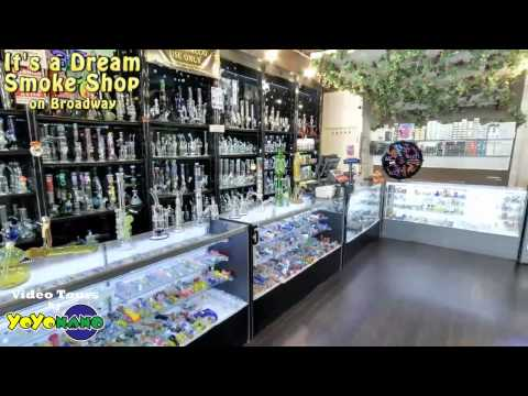 Video Tour of It's a Dream Smoke Shop on Broadway in Kansas City