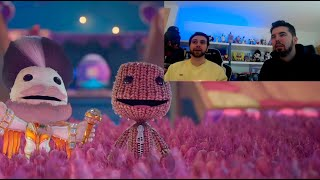 VEGETTA Y WILLY PS5 Cooperativo - SACKBOY: UNA AVENTURA A LO GRANDE