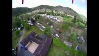 Coupe de France VTT 4 mai 2013; St Pompon; BBQ camping le TREL