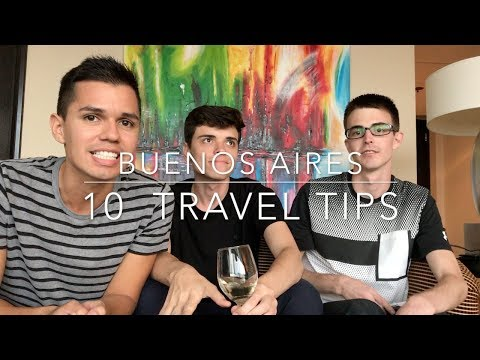 BUENOS AIRES: 10 Tips to Know Before You Go!