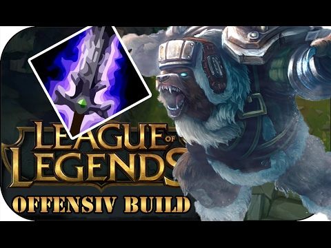 Volibear Top Mit Offensiv Build League Of Legends Gameplay Deutsch