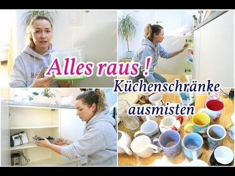 K chenschr nke neu organisieren i haushalt kochen i for Kuchenschranke organisieren