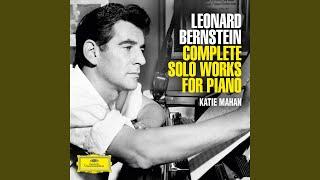 Bernstein: Four Anniversaries - 2. For Johnny Mehegan (June 6, 1920)