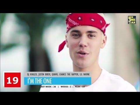 American Top 40 This Week, 3 June 2017 - Top Mainstream Pop Songs