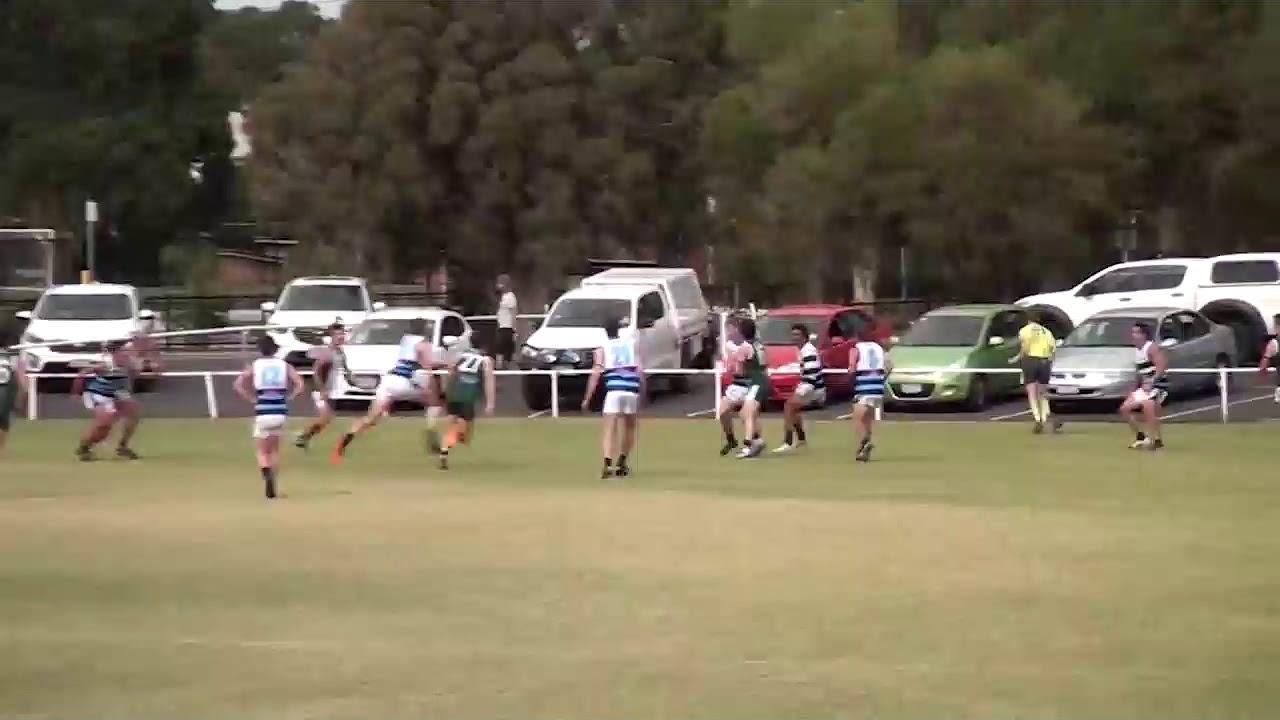 RD 1 -Bell Park v Lara Ball Ups
