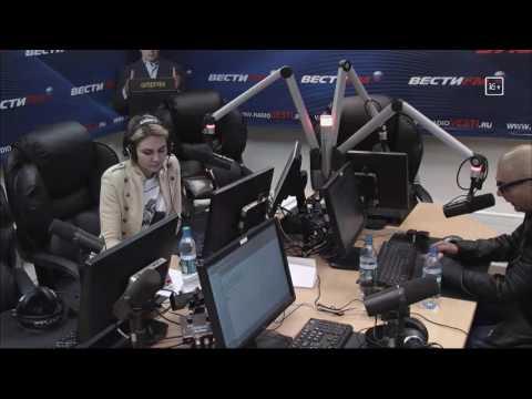 Полный контакт с Владимиром Соловьевым на радио Вести ФМ