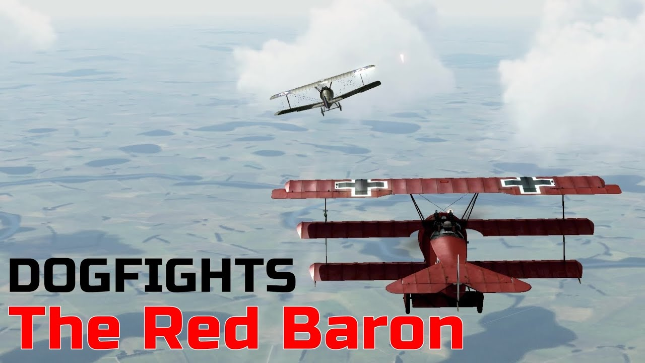 Download DOGFIGHTS: The Red Baron   Rise Of Flight Short Film