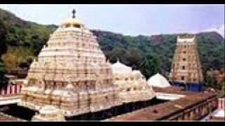 SimhaChalam Lakshmi Narasimha Swamy Suprabhatam.wmv