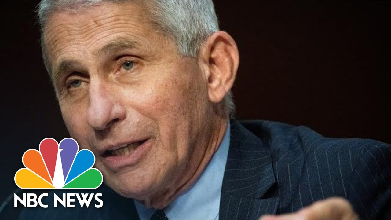 Thousands of emails from and to Dr. Anthony Fauci during the ...
