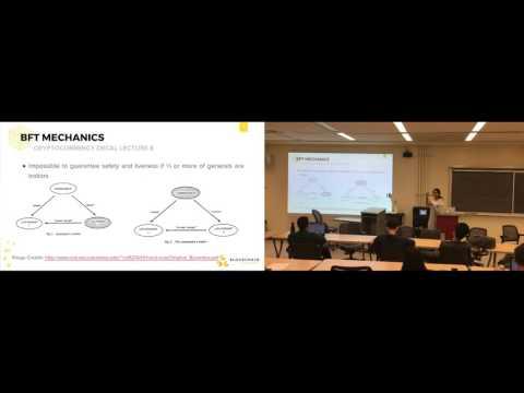 lecture 8: Alternative Consensus & Enterprise Blockchain