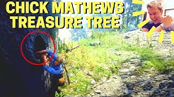 Red Dead Redemption 2: Chick Mathews Treasure Map (Hidden, Tree, Money Lending and Other Sins)