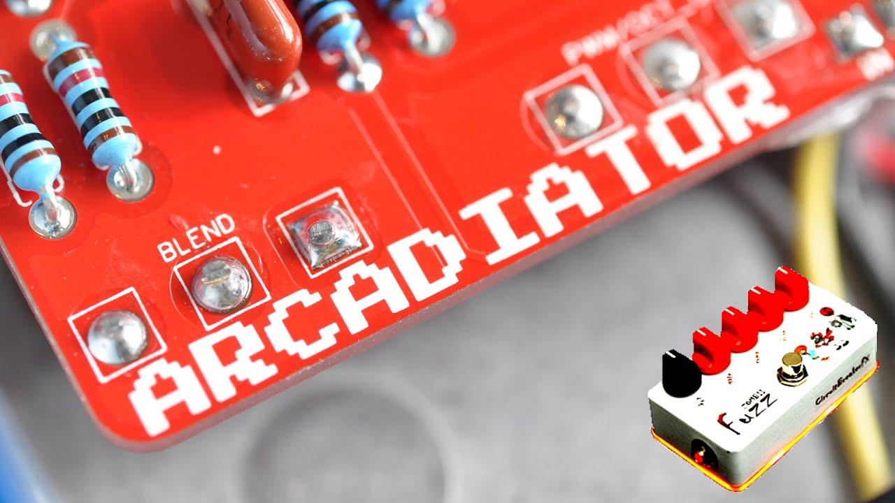 Build Report - Arcadiator (Rullywow) - смотреть онлайн на
