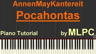 AnnenMayKantereit - Pocahontas I Piano Tutorial by MLPC