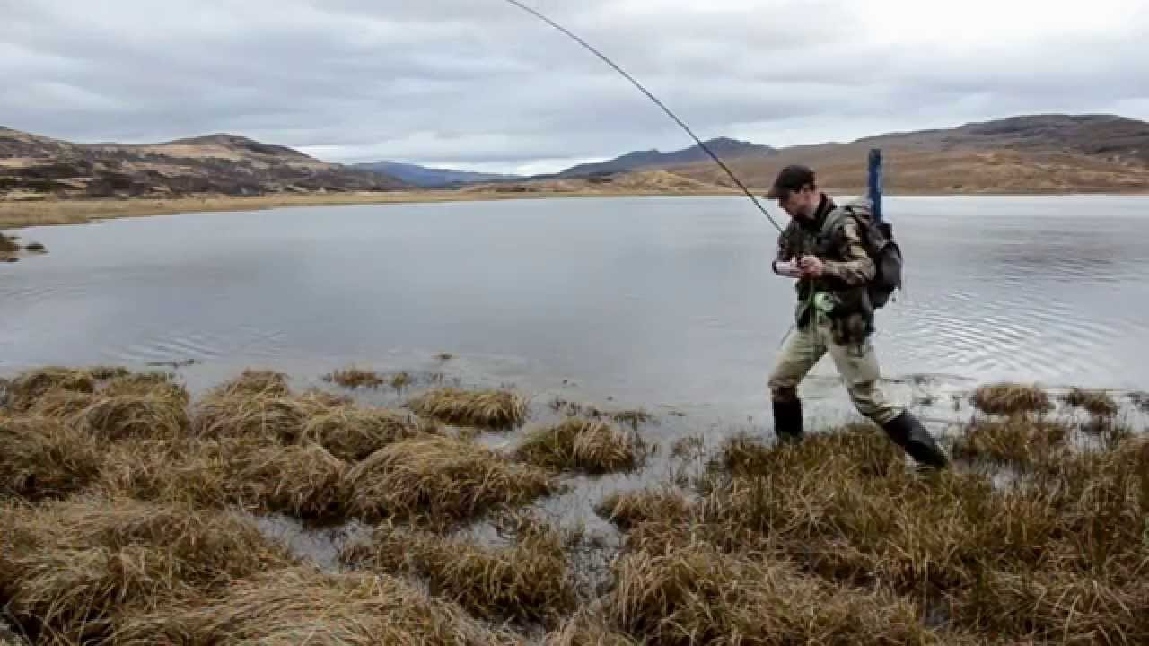 pike fly fishing in northern scotland 4 - youtube, Fly Fishing Bait