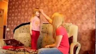 Девочка матерится (Скажи лук)