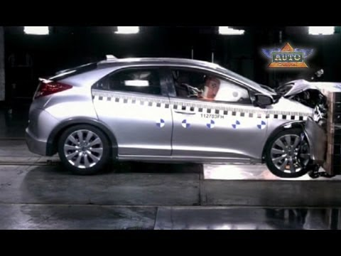 New Honda Civic - Comprehensive Safety in the C Segment