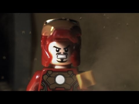 Lego iron man 3 trailer 2 youtube - Lego iron man 3 ...