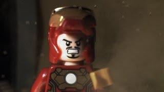 Lego Iron Man 3 Trailer #2