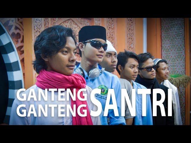 GANTENG GANTENG SANTRI ( GGS )