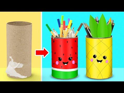 Ideas Ingeniosas Para Reutilizar Casi Todo