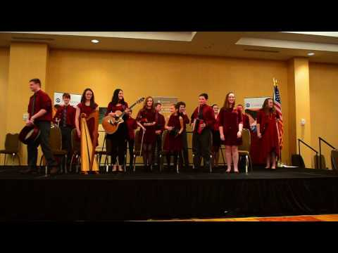 2017 05 13 Shepherd School of Irish Music at Midwest Fleadh Cheoil St Louis